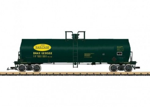 DNAX Railcare Tank Car