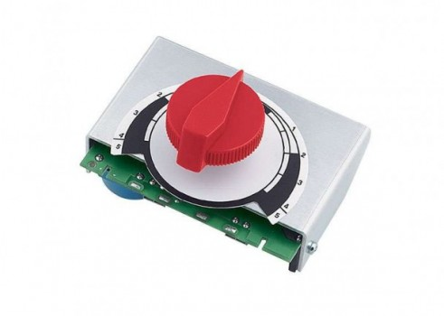 Electronic Panel Mount Locomotive Controller, 5 Amps