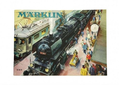 Reprint Catalog from 1953