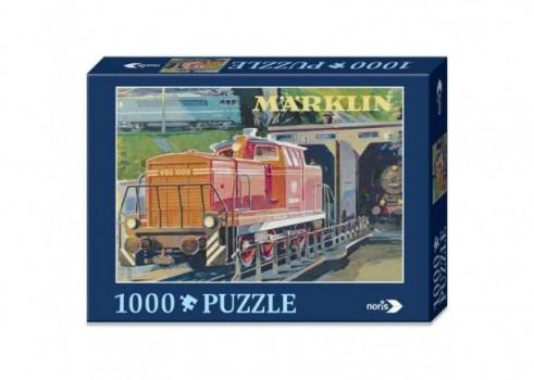 """Nostalgic Puzzle """"V60"""", 1000 pieces"""