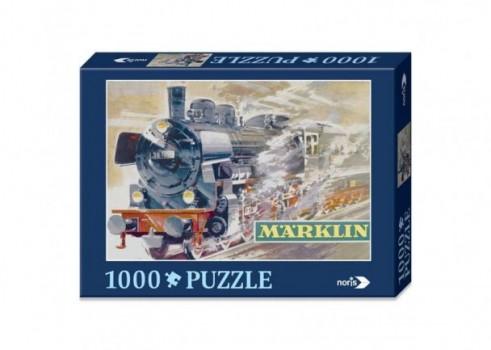 """Nostalgic Puzzle """"P8"""", 1000 pieces"""