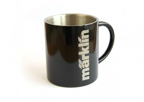 Aluminium drinking cup Märklin