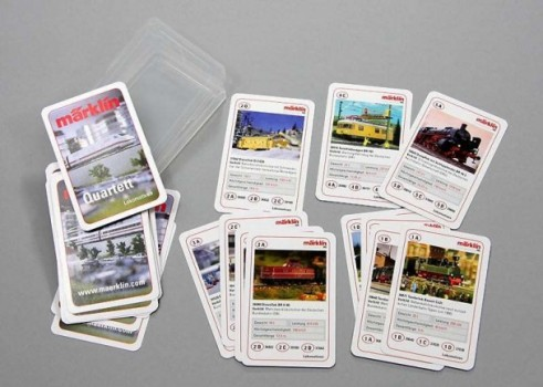 Quartet Card Game