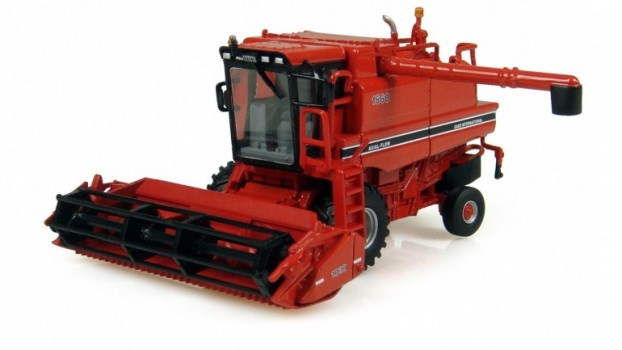 CASE INTERNATIONAL AXIAL FLOW 1660