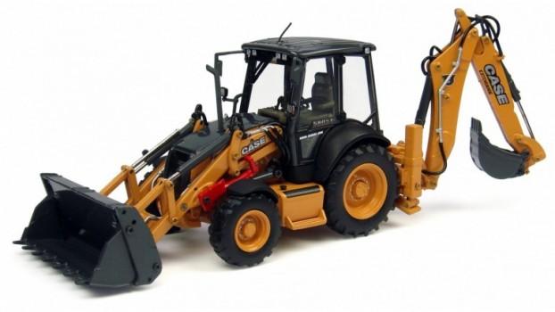 TP CASE 580 ST (2013)