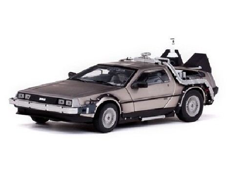 "DE LOREAN ""Back to the Future"" (PART II)"
