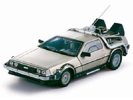 "DE LOREAN ""Back to the Future"" (PART I)"