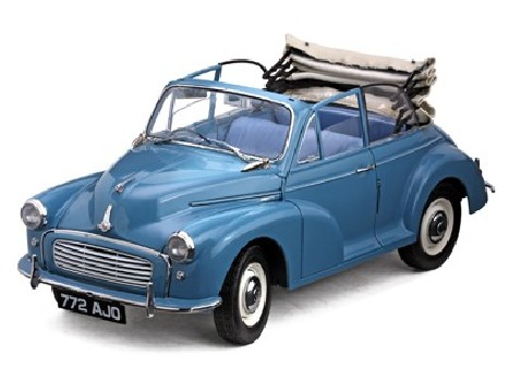 1960 MORRIS MINOR OPEN CONVERTIBLE