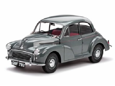 1956 MORRIS MINOR 1000 SALOON
