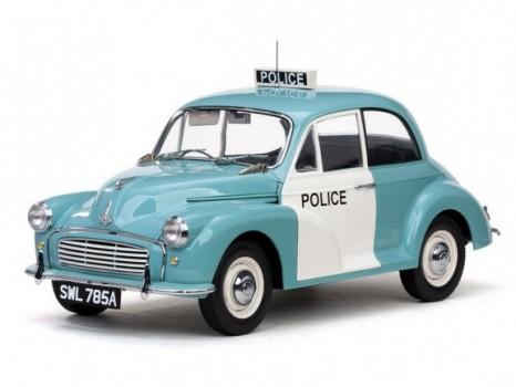 1963 MORRIS MINOR 1000 UK Police
