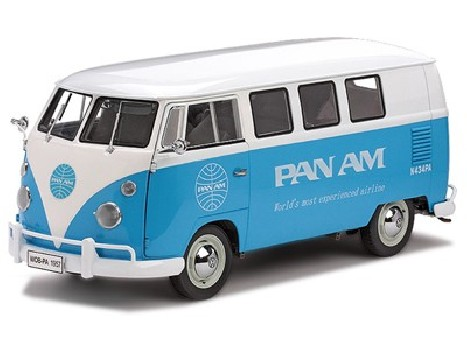 1962 VOLKSWAGEN KOMBI (PAN AMERICAN WORLD AIRWAYS)