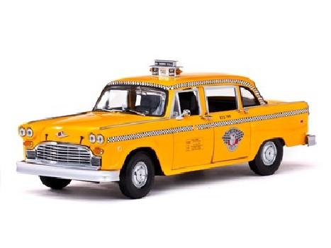 1981 CHECKER A11 New York Cab