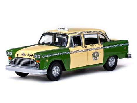 1981 CHECKER A11 Chicago Cab