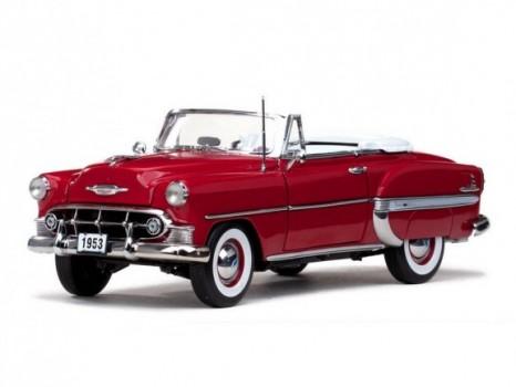 1953 Chevrolet Bel Air Open Convertible
