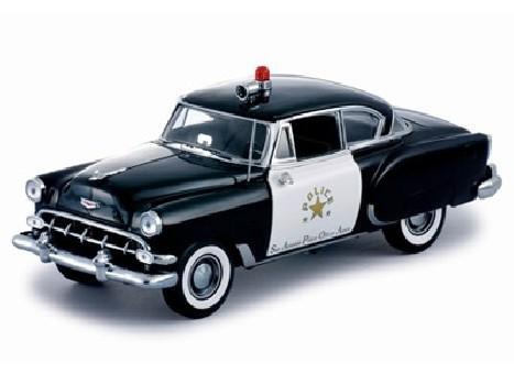1954 CHEVEROLET BEL AIR SAN ANTONIO POLICE CAR