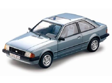 1981 FORD ESCORT Mk3 GL SALOON
