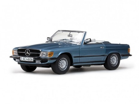 1977 MERCEDES-BENZ 350 SL OPEN CONVERTIBLE