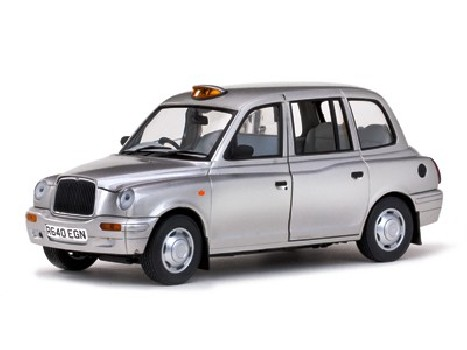 1998 TX1 LONDON TAXI CAB