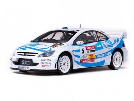 2nd Rallye du Var 2011 Peugeot 307 WRC - 5 S.SarrazinJ.Renucci