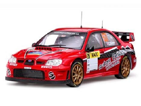 RACC Rally Catalunya 2009 SUBARU IMPREZA WRC07 - 67 G.CoffeyD.Gamblin