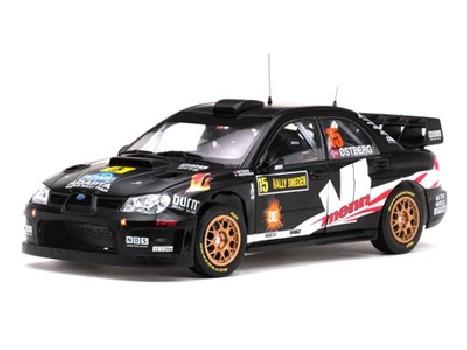 Swedish Rally 2010 SUBARU IMPREZA WRC07 - 15 M.&OslashstbergJ.Andersson