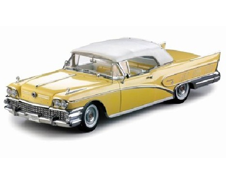 1958 BUICK LIMITED OPEN CONVERTIBLE