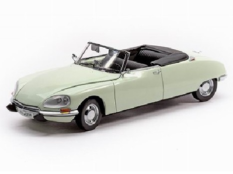 CITROEN DS 21 OPEN CONVERTIBLE - Blanc Carrare