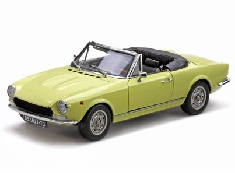 1970 FIAT 124 SPIDER BS1