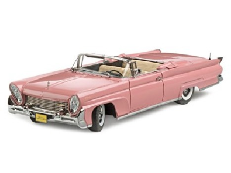 1958 LINCOLN MARK III OPEN CONVERTIBLE