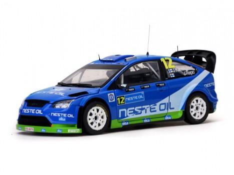 Ford Focus RS WRC08 - 12 J.Kankkunen/J.Repo