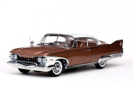 1960 Plymouth Fury Hard Top