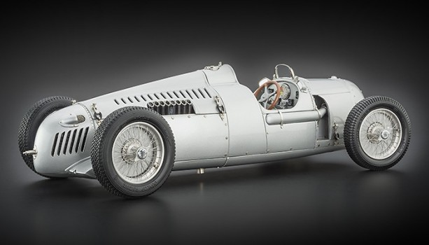 CMC Auto Union Type C, 1936-1937