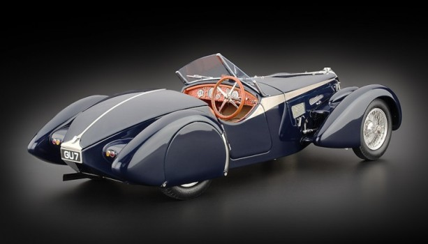 CMC Bugatti 57 SC Corsica Roadster, 1938 Award Winning Version