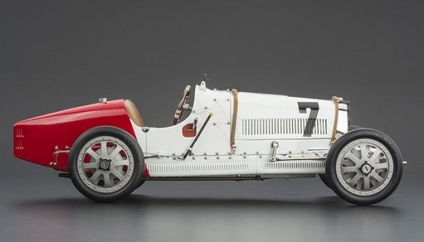 CMC Bugatti T35 Nation Color Project - Poland, 1924