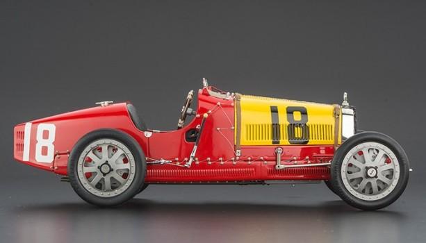 CMC Bugatti T35 Nation Color Project - Spain, 1924