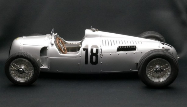 CMC Auto Union Type C 18 Nürburgring, Rosemeyer