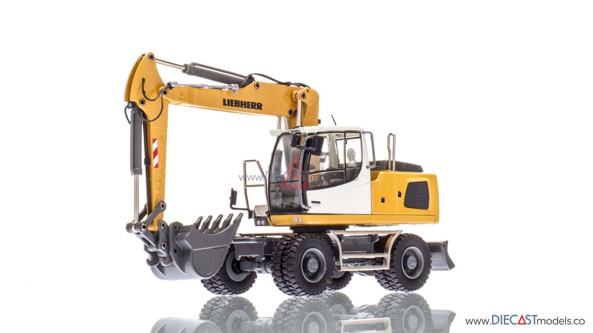 liebherr a920 hydraulic excavator with backhoe model shop. Black Bedroom Furniture Sets. Home Design Ideas