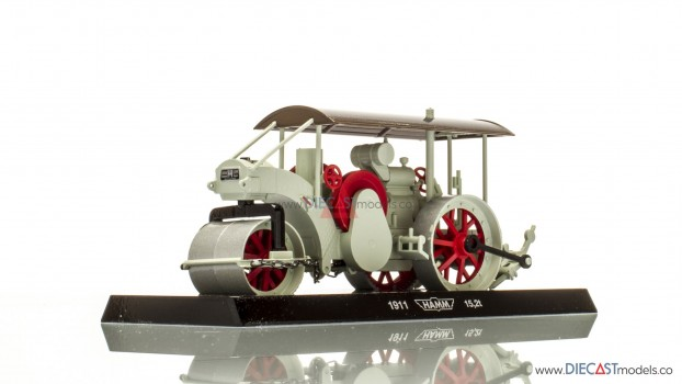 Hamm 3-Wheeled Historic Roller - 1911