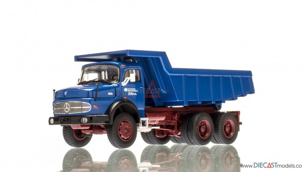 Mercedes-Benz LAK 2624 Bonnet Truck with Quarry Rock Body