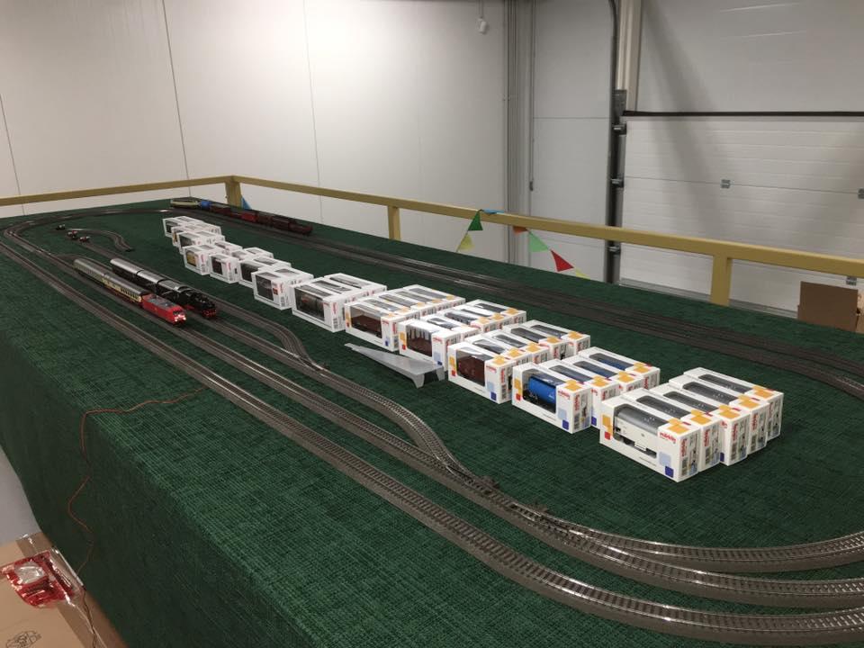 Isetehtud tööpind rongidele (1,5mx 4m)